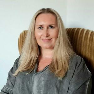 Psykolog Kristine Andersen