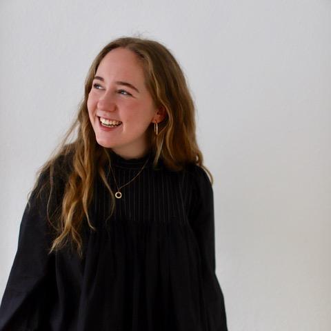 Anna-Regitze sekretær og psykologistuderende