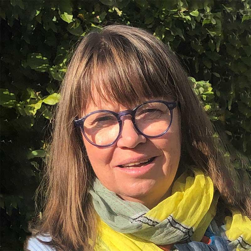 Psykolog Ulla Burmeister