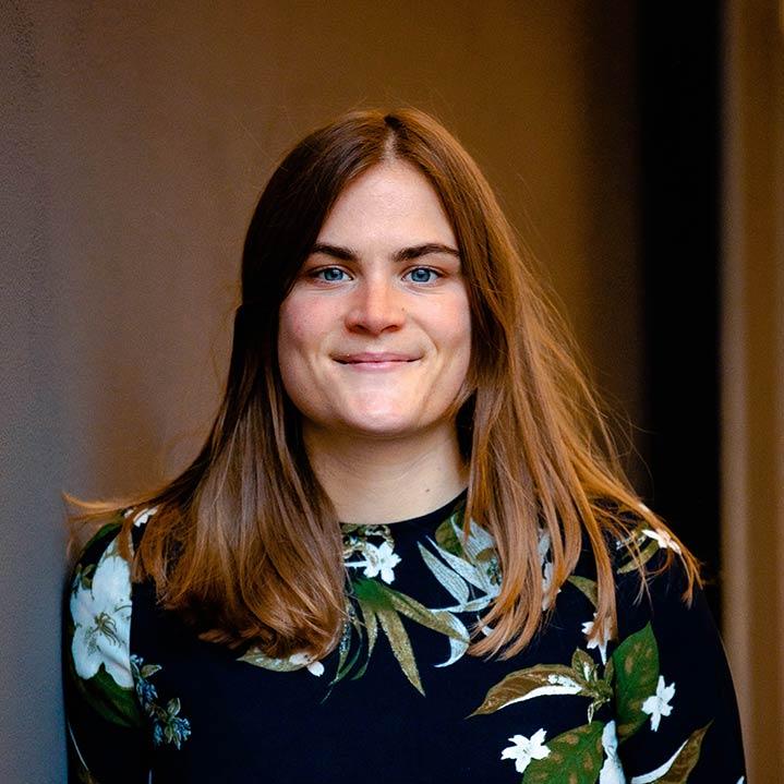 Maja Flensberg - København K